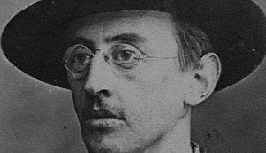 Irish Proclamation signatory Joseph Mary Plunkett