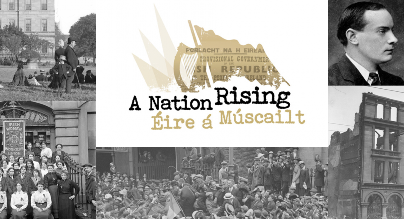 A Nation Rising National University of Ireland, Galway
