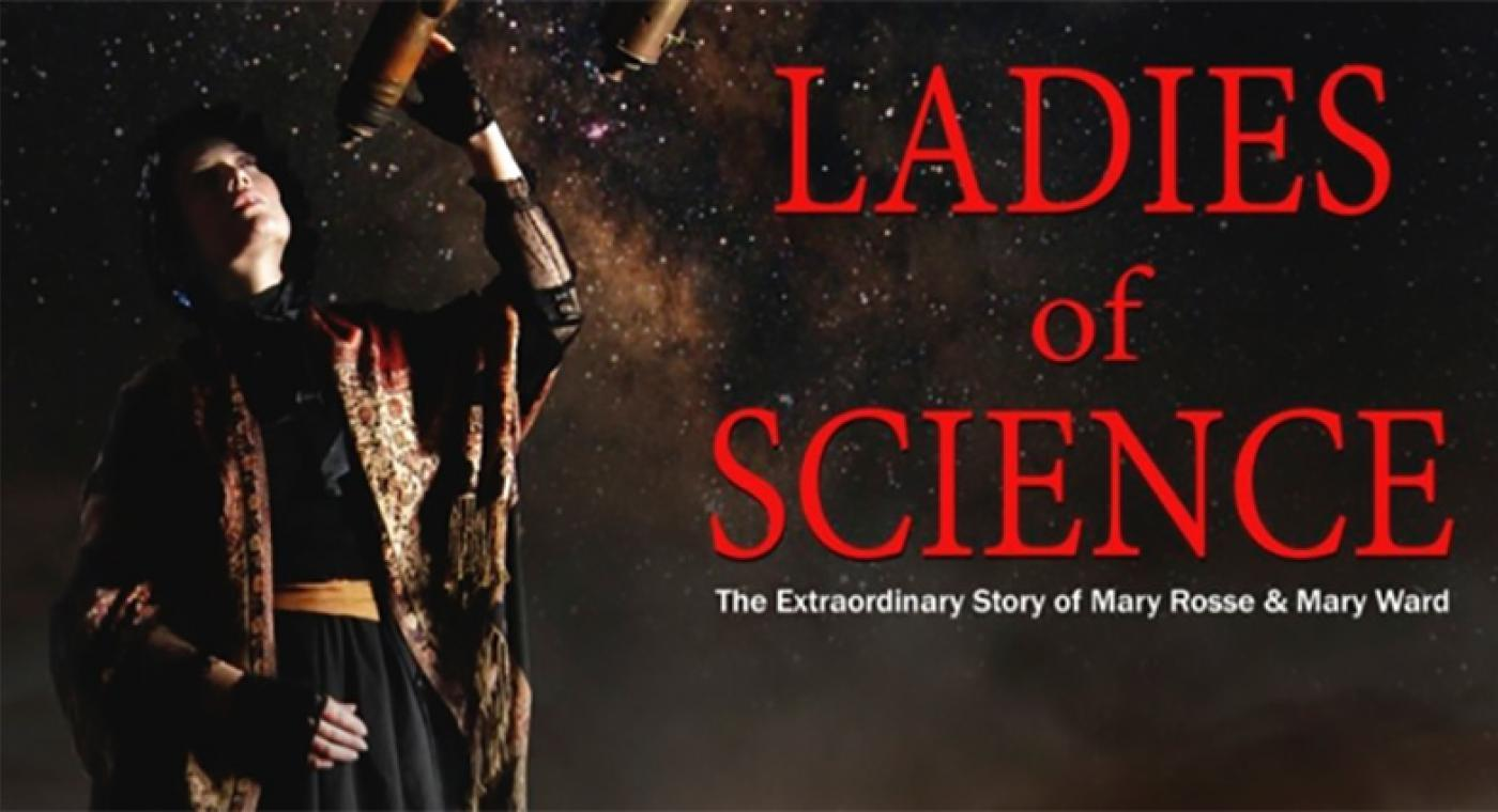 Ladies of Science documentary poster