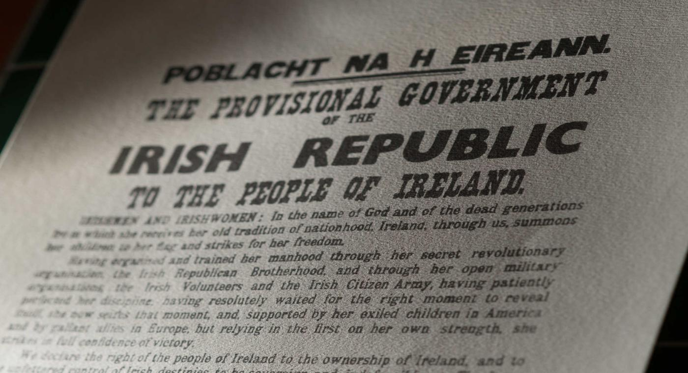 Proclamation of Ireland