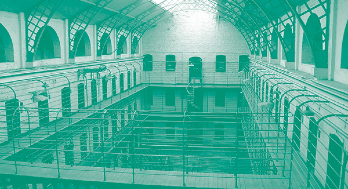 Kilmainham Gaol and Courthouse