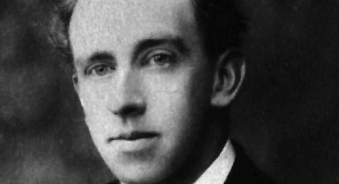 Irish Proclamation signatory Thomas MacDonagh