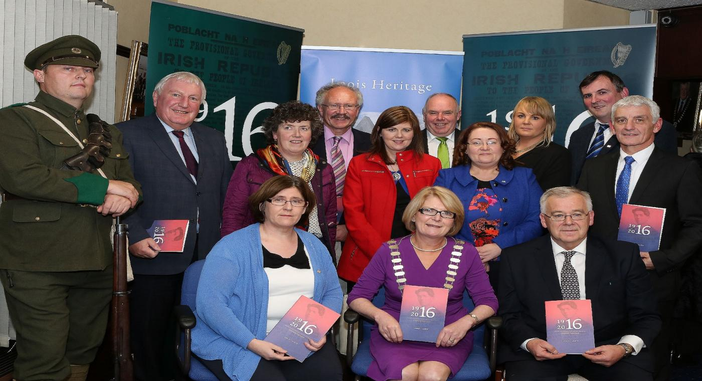 Laois County Plan Launch Event