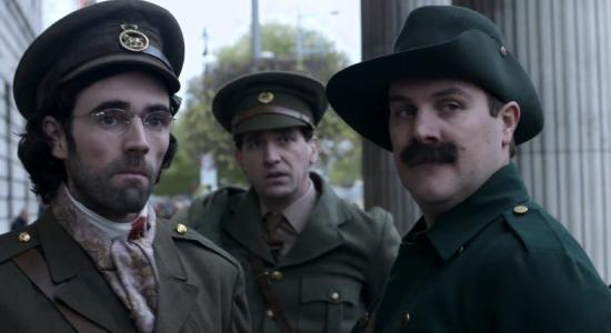 TG4's Wrecking the Rising