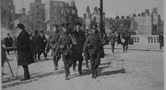 Soldiers 1916