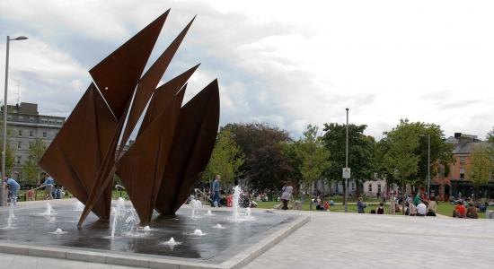 Eyre Square Galway
