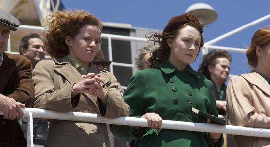 Still from film Brooklyn